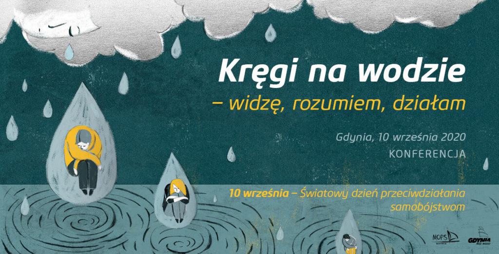 Kręgi na wodzie - konferencja