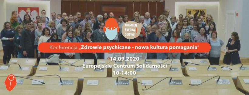 Konferencja Nowa Kultura Pomagania