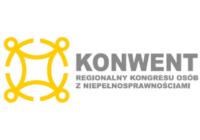 Logo Konwent osób z niepełnosprawnościami